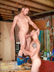 Billy Berlin and Morgan Black