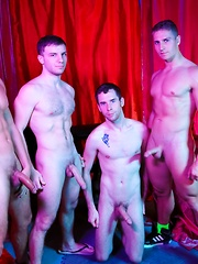 Circle Jerk Boys - The CJB Secret Fraternity, Episode 1