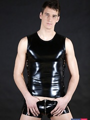 Handcuffed, Spanked, Fucked & Fisted - One Lucky Young Twink Gets Abused Like Never Before!