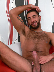 Hairy daddies servicing each other holes and dicks
