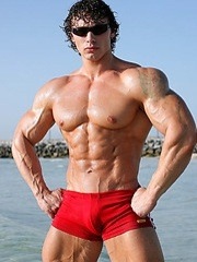 Most exciting muscle sensations Denis Sergovskiy
