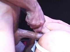 Christian Rock\'s long cock fits well in Frank Young\'s mouth and ...