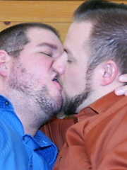 These gay bears take their time, from show sensual kissing to hard sex ass pounding