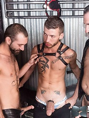 Ethan Palmer, Justin Case and Victor Cody - Part 1